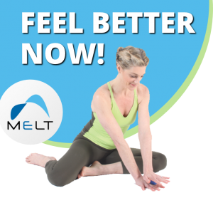 Feel Better NOW!  The MELT Method